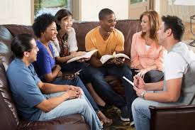 Young Wesley small group